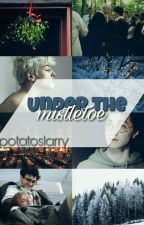 Under the mistletoe • Drarry by PotatosLarry