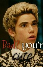 Bad? you're cute. [Carlos De Vil] by -soy_antonella
