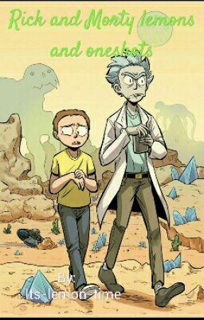 Rick and Morty lemons and oneshots - Rick x Reader Lemon
