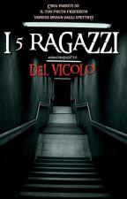 I 5 Ragazzi Del Vicolo by nonsonopietro