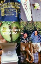 the magic that is you and me // larry (pt-br) by pregnantlouis