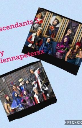 Descendants 3 by siennapetersx