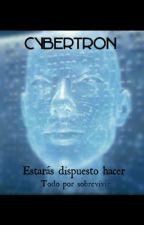Cybertron:Todo por sobrevivir by luismanuelgermosen