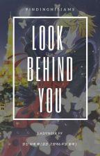 Look Behind You//LadyNoir  by _Katisu_
