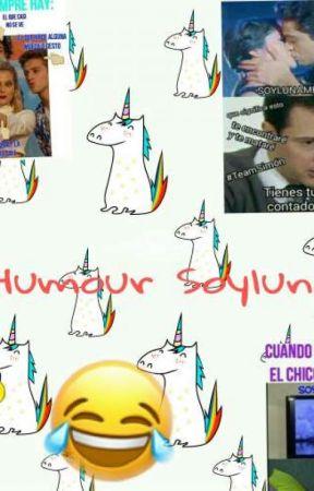 Humour Soyluna  by Ornellasummer
