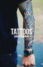 Tattoos [ChenMin]  by HoneyXiumin99