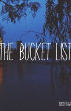 The Bucket List [boyxboy] by MaddyRawr10