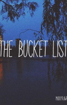 The Bucket List [boyxboy] by MaddyRawr10