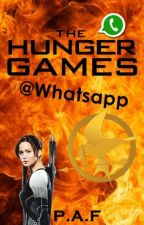 The Hungergames @WhatsApp by bookaholiker