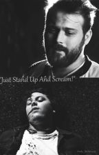 Just Stand Up And Scream! by Andy_McWoods_