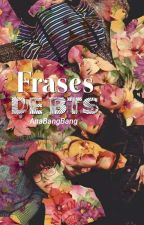 Frases de BTS by AnaBangBang