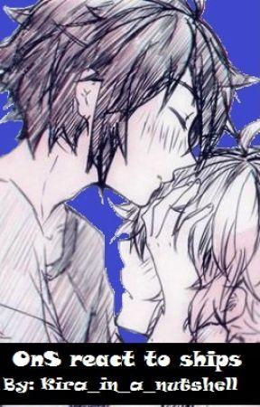 Owari no Seraph react to ships by Kira_in_a_nutshell