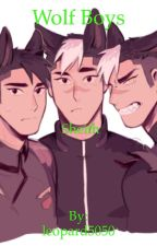 Wolf Boys (Sheith) by InsaneYaoiWriter