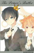 The Prince's Butler - KageHina Book by Lemon_Girl55
