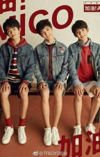 Quotes TFBOYS..Nỗi lòng Fangirl by Zina6868