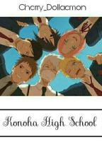 Konoha high school ♣Slow Update♣ by Cherry_RN