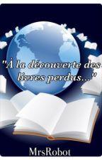 """""""À la découverte des livres perdus"""" by fuqsociety"""