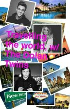Travelling the world w/ The Dolan Twins by isabellaboyce