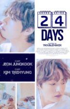 24 Days (Vkook) by Troublemakek