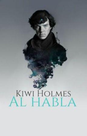 Kiwi Holmes al Habla by -Iwik-