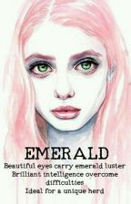 EMERALD.... زُمُـرُدْ  by DunkelTeufel