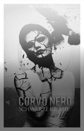 Corvo Nero - Schwarze Krähe by -availability-