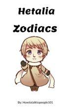 Hetalia Zodiacs by howtotalktopeople101