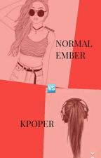 Normál Ember 🆚 Kpoper by valakipls_yaoi