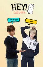 HEY • YoonKook by lagustd
