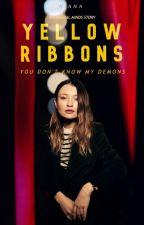 Yellow Ribbons | Derek Morgan by AndWrite