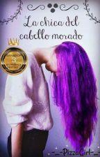 La Chica Del Cabello Morado by -_-PizzaGirl-_-