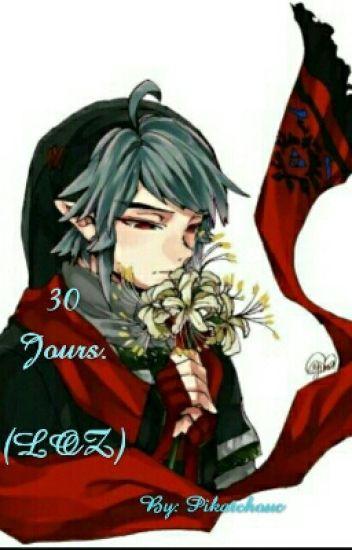 30 Jours.                                   (LOZ/ Dark Link x Oc)