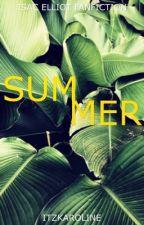 Summer [isac elliot] by itzKaroline