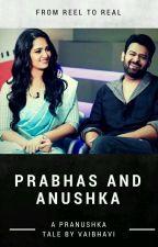 PRABHAS AND ANUSHKA  ✔️ by vaibhavip18_