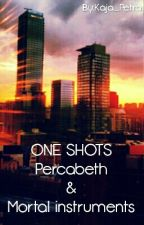 ONE SHOTS Percabeth & Mortal Instruments by Kaja_Petra