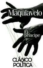 EL PRÍNCIPE - MAQUIAVELO by kaet05