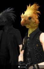 Final Fantasy XV but they're all Ducks ;) by SEMENPARTY