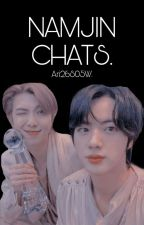 ❝NamJin Chats❞ by Ari26S05W