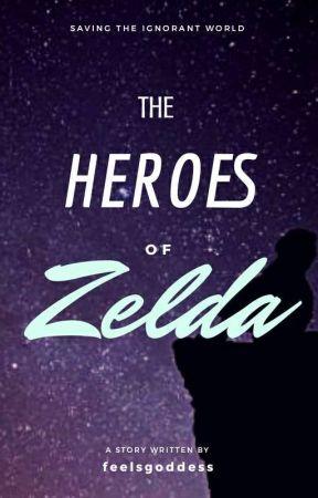 The Heroes of Ìhè by feelsgoddess