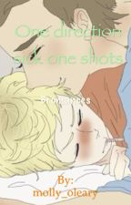 one direction sick one-shots by molly_oleary