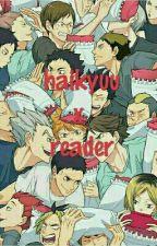Haikyuu x reader by haikyuufan000