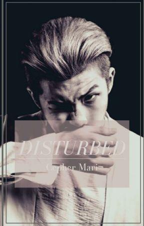 DISTURBED | K. NAMJOON by CepherMari