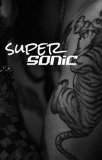 Supersonic | Zayn Malik | AU by hypersoniczayn