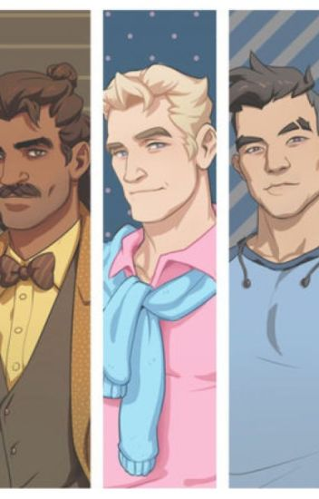 Dream Daddy Oneshots!! ||SMUT FLUFF|| - Memorial to a ruined