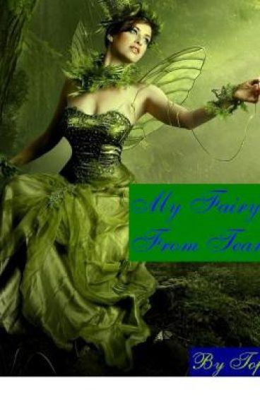 My Wishing Fairy Made Of Tears.