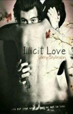 Illicit Love - Larry [Mpreg] *Angel Harry* [Traducción al Español] [Terminada] by LoveAndKisses23