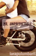 MR. UNPREDICTABLE by LaraPulumbarit