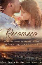 Série Irmãos De Martino - Recomeço by MnicaCristina140