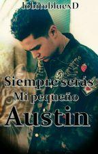 Siempre seras mi pequeño Austin (Auslex Gay) by lobitobluexD