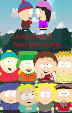 lil big book of south park stories tourettes wattpad